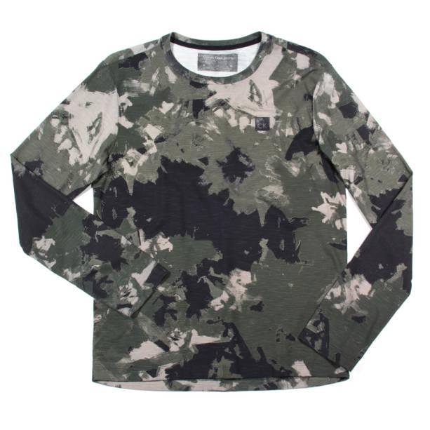 Blusa masculina camuflada, R$ 259,00, da Calvin Klein Jeans, tel.3817-5704