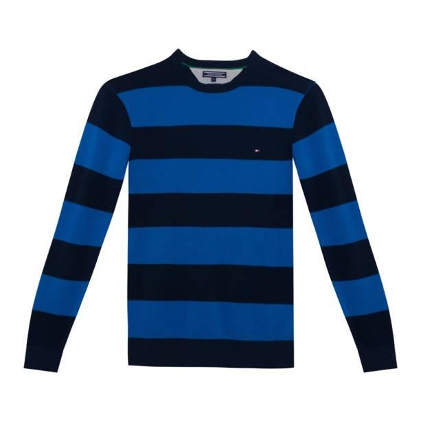 "Suéter da Tommy Hilfiger, R$ 269,00,<a href=""http://br.tommy.com/"" rel="" br.tommy.com"" target=""_blank"">br.tommy.com</a>"