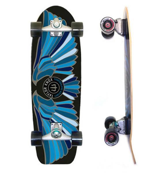 "Skate Carver Taylor Knox, R$ 1 264,00, da <a href=""http://starpointonline.com.br/"" rel=""Star Point"">Star Point</a>"
