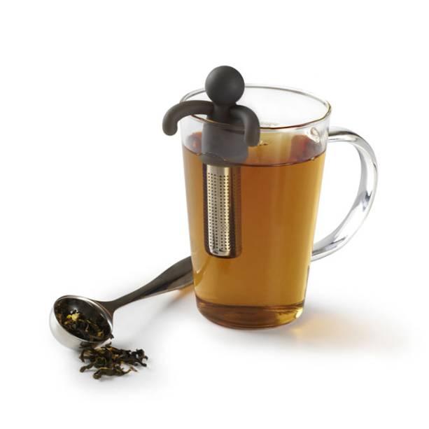 """Infusor de chá, R$ 39,00, da <a href=""""http://www.designnmaniaa.com.br/siteNovo/"""" rel=""""Design Mania"""">Design Mania</a>"""