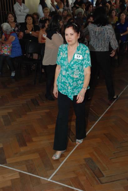 Antonia Lahoz Vasconcelos, de 73 anos