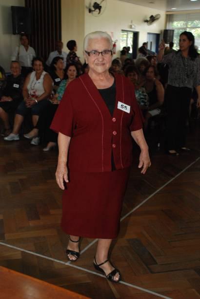 Ercilia de Paula Rocha, de 74 anos
