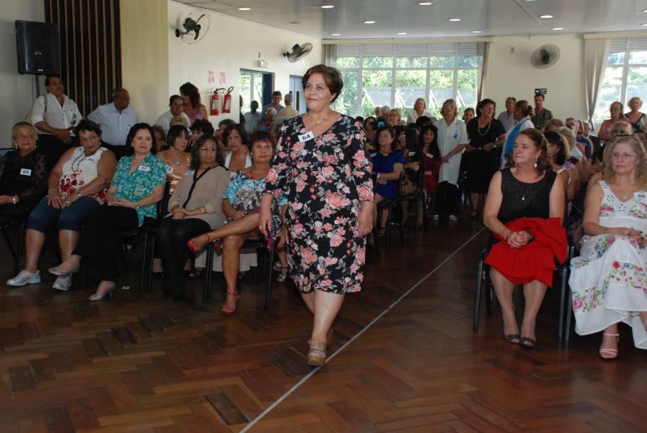 Francisca Maria Santos Pellaes, de 65 anos