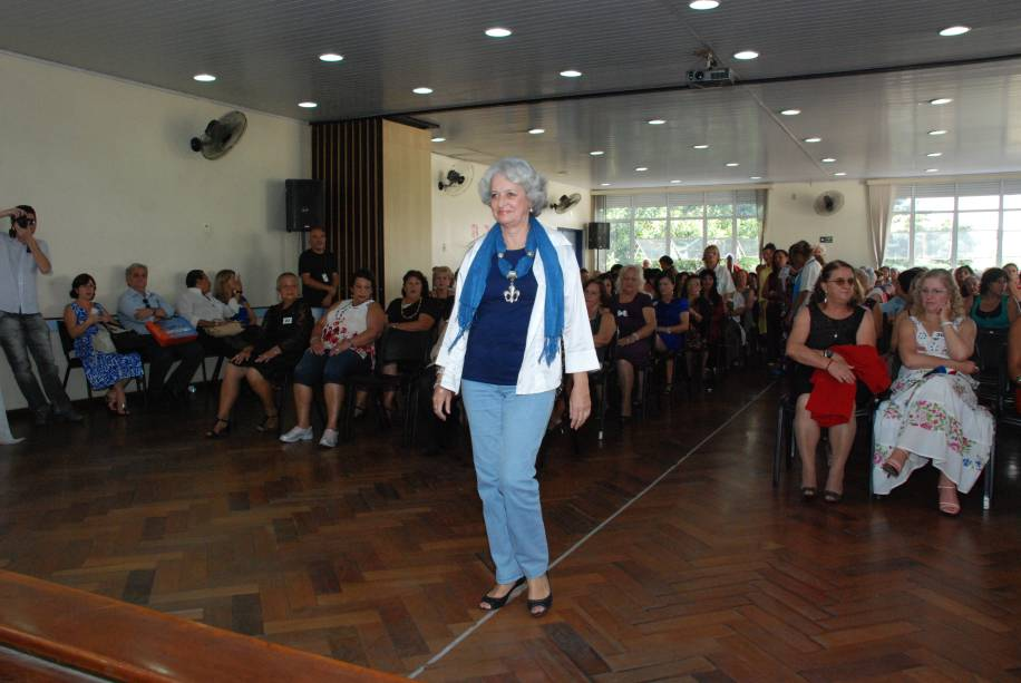 Giselda G.Fagundes, de 69 anos