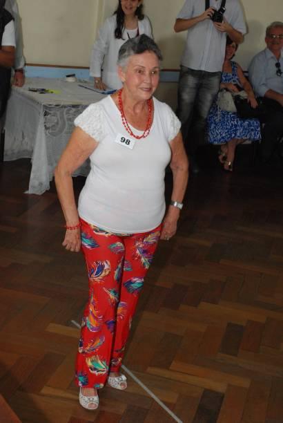 Lourdes Bianchini, de 78 anos