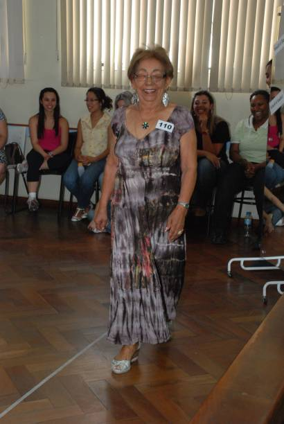 Maria Aparecida Santos, de 73 anos