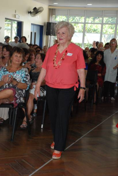 Maria Helena Fernandes Bozzo, de 87 anos
