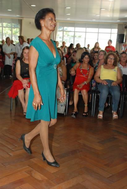 Maria Paula, de 67 anos