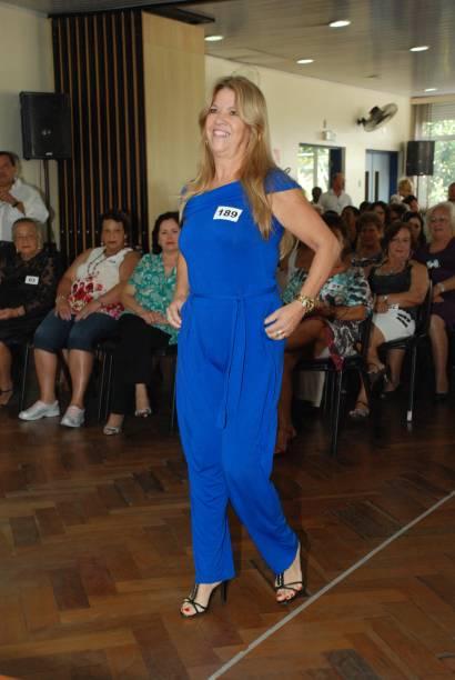 Nanci Alves, de 60 anos