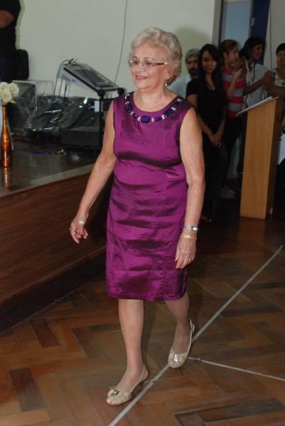 Tereza Guilherme da Silva, de 79 anos