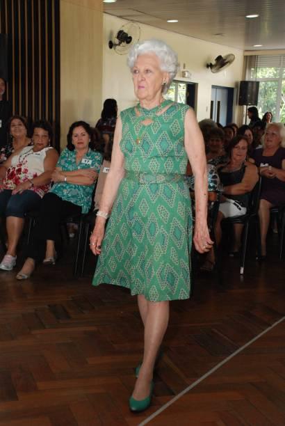 Wilma Person Leonel, de 86 anos