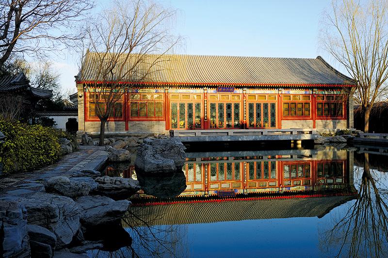 Um dos endereços do Aman Resorts: complexo de palacetes em 290 hectares isolados por bosques de bambu
