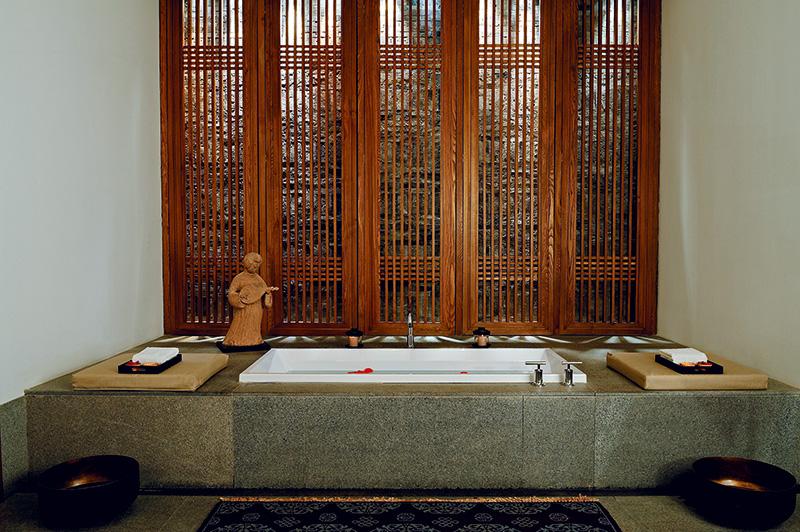 No spa: tratamentos especializados em medicina chinesa