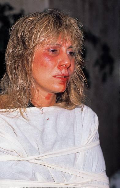 """Renata interpreta Heleninha Roitman em """"Vale Tudo"""" (1988): a personagem alcoólatra é um marco em sua carreira"""