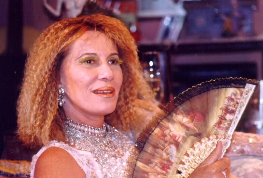 "Renata interpreta a personagem Zenilda na novela ""A Indomada"" (1997)"