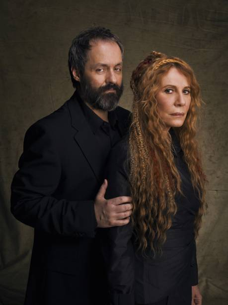 """Em """"Macbeth"""" (2010), com Daniel Filho: versão de Aderbal Freire-Filho para um dos clássicos de Shakespeare"""