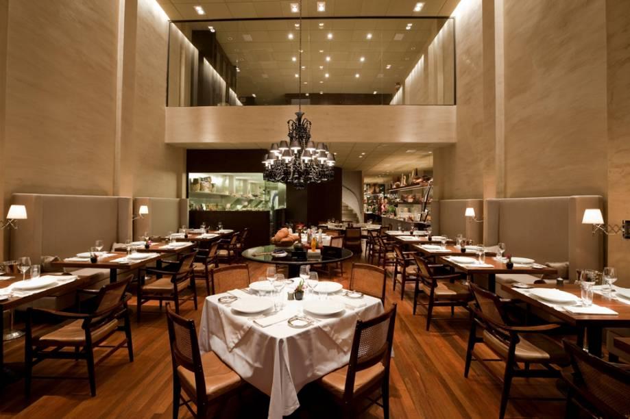 Ambiente do D.O.M, do chef Alex Atala
