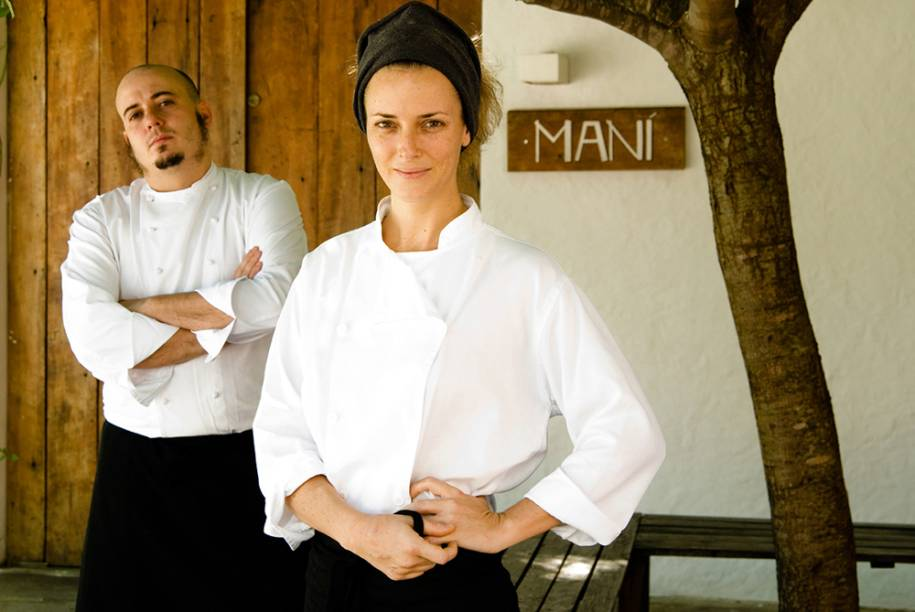 Maní, comandado por Helena Rizzo e Daniel Redondo