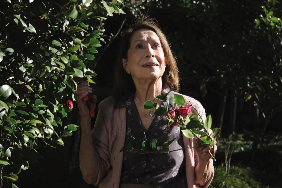 Em 2008: Cleyde faz Dona Cecília no filme Bodas de Papel, de André Sturm