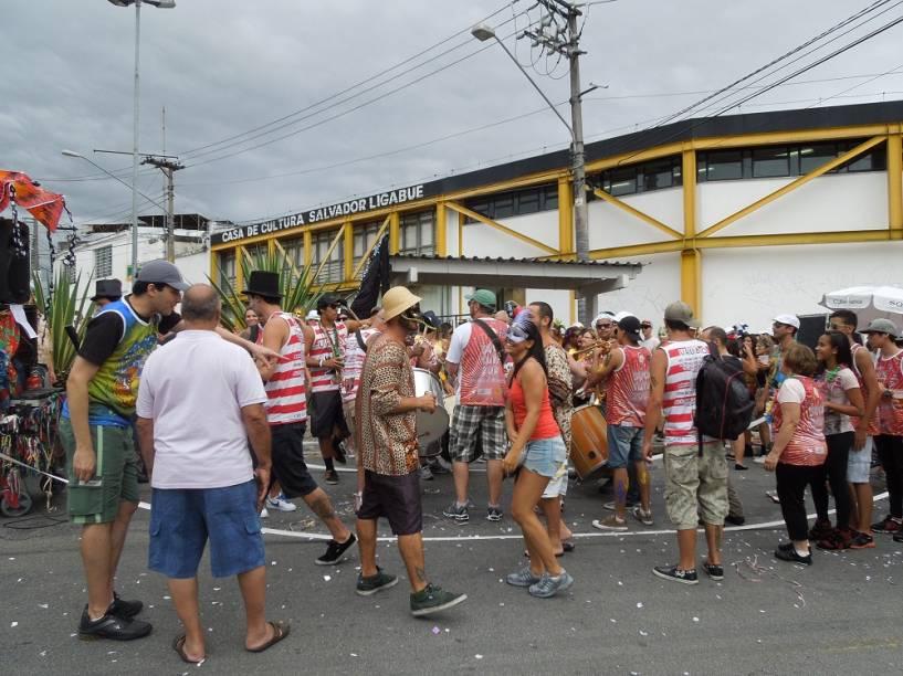 Ponto de encontro: a concentração ocorre no Centro Cultural Salvador Ligabue, no Largo da Matriz da Nossa Senhora do Ó