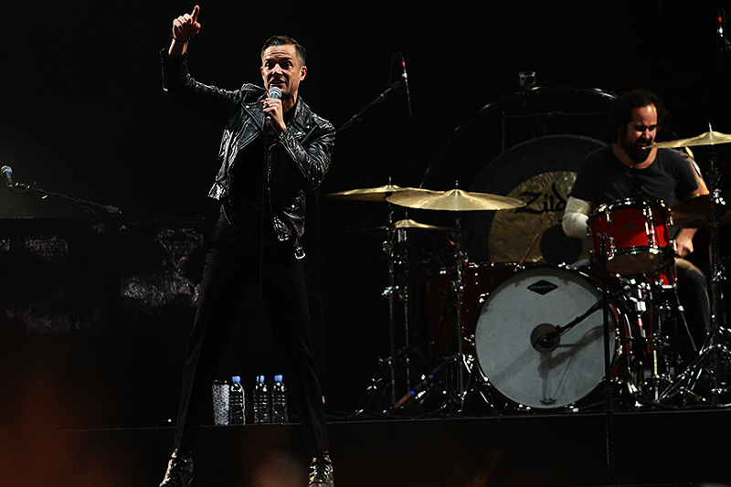 The Killers: banda sabe empolgar multidões