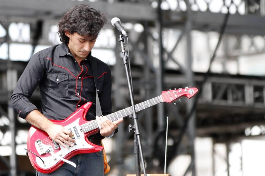 Perrosky toca no Lollapalooza 2013