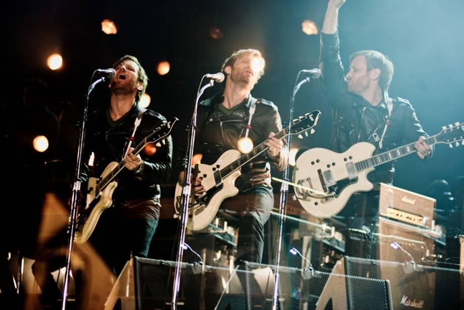 The Black Keys encerra o 2º dia de shows do Lollapalooza 2013