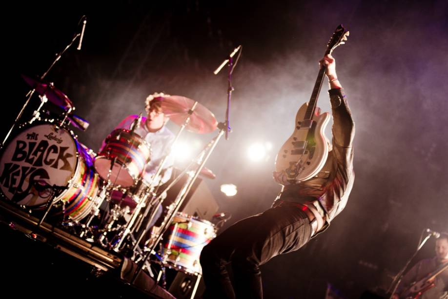 The Black Keys a última banda a se apresentar no 2º dia do Lollapalooza 2013
