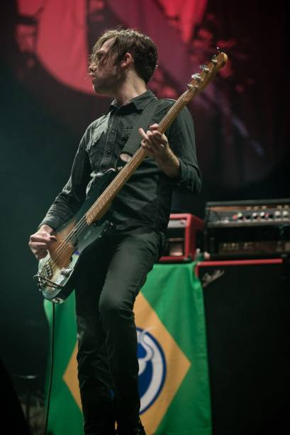 Queens of the Stone Age tocou no 2º dia do Lollapalooza 2013