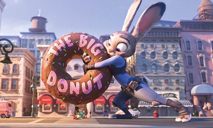 Zootopia - Essa Cidade é o Bicho: a serelepe coelha Judy, de guarda de trânsito a caçadora de criminosos