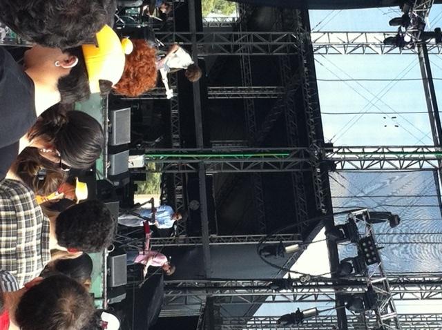 A banda Toro y Moi fez show inesquecível no 2º dia do Lollapalooza 2013