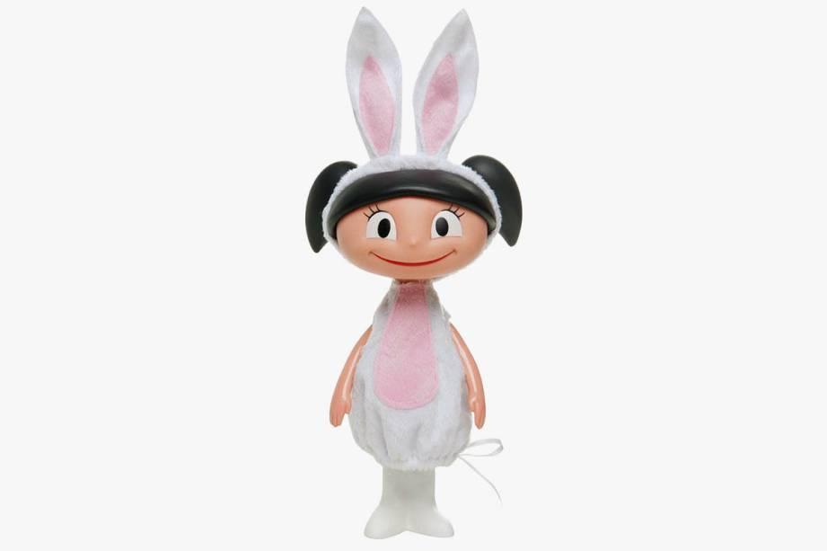 """Boneca articulada, do desenho animado O """"Show da Luna"""":R$ 69,99"""