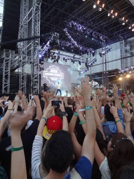 Kaiser Chiefs se apresentam no Lollapalooza, no domingo (31)