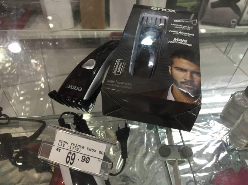 Barbeador Enox (69,90 reais)