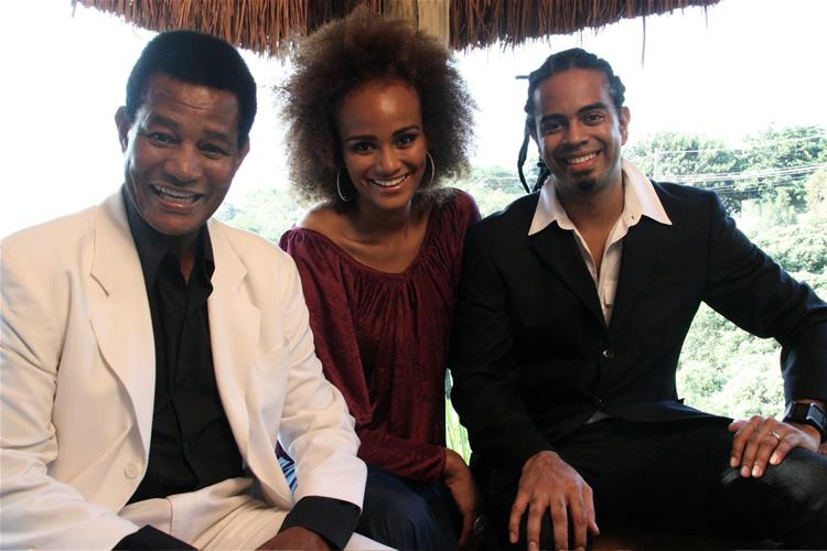 O último disco de Jair Rodrigues, o duplo Samba Mesmo, foi produzido pelo filho, Jair Oliveira. Luciana Mello também realizou parcerias com o pai ao longo da carreira.