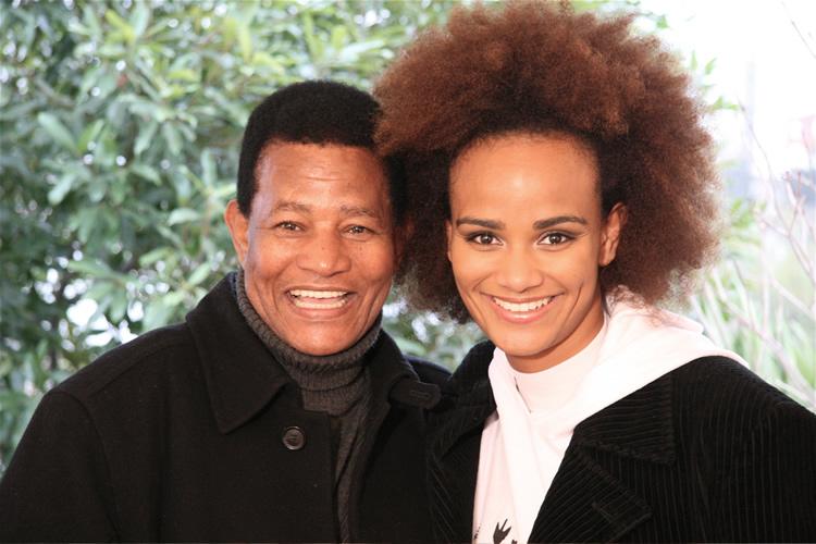 A filha Luciana Mello também escolheu seguir uma carreira musical