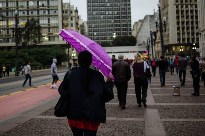 Frente Fria em São Paulo