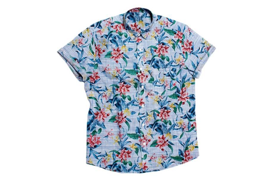 Camisa de algodão: R$ 248,00