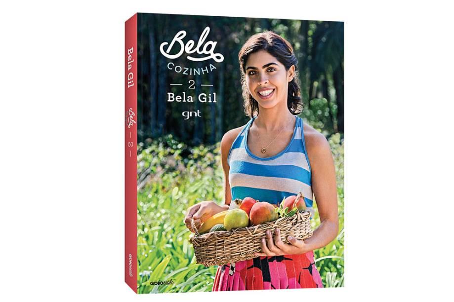 """Livro de receitas """"Bela Cozinha 2"""": R$ 49,90"""