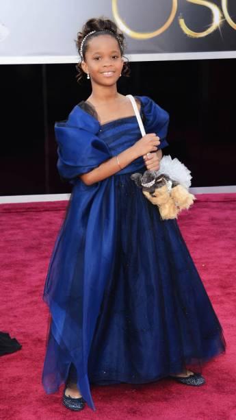 Quvenzhané Wallis - Oscar 2013