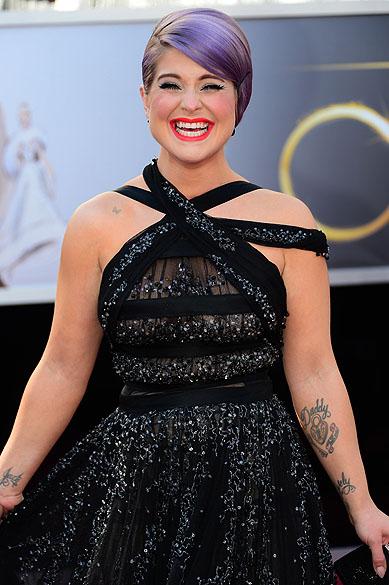 Kelly Osbourne no Oscar 2013