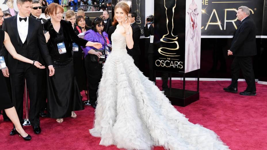 Amy Adams no Oscar 2013