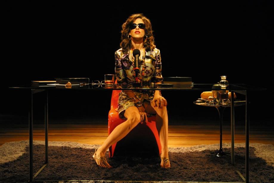 Fernanda Torres: em curta temporada com <em>A Casa dos Budas Ditosos</em>