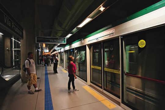 metrô vila prudente