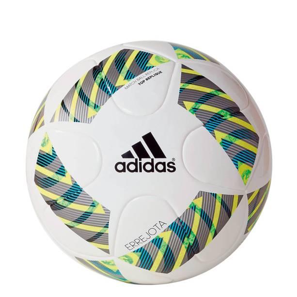 Réplica da bola Errejota, o modelo oficial dos jogos da Fifa e da Olimpíada em 2016: R$ 119,99