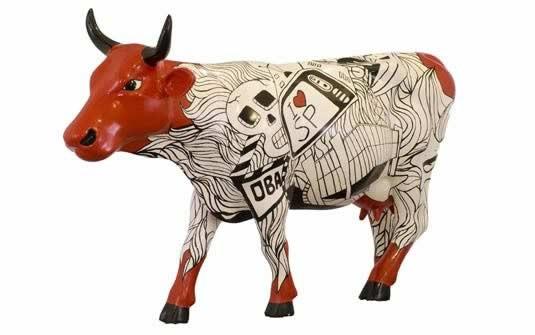 2157 cowparade milagre