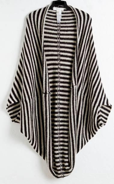 Maxi tricô de lã. R$ 85,90.