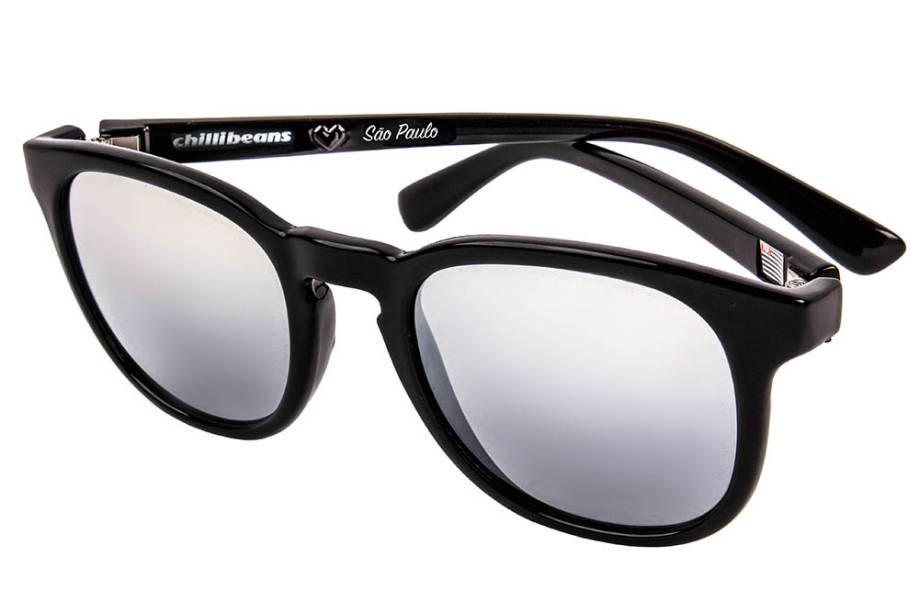 Óculos de sol em homenagem a São Paulo: R$ 228,00 o par