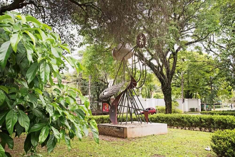 Monumento a Federico Garcia Lorca