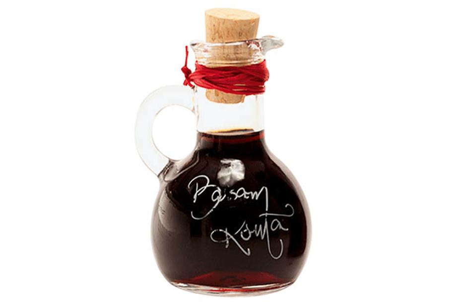 Vinagre balsâmico de romã